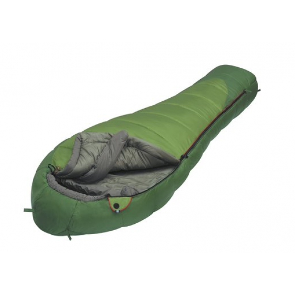 Спальный мешок Alexika Aleut CompactAlexika Aleut Compact спальный мешок-кокон, экстремальный, температура комфорта от -14°С до -9°С, синтетический наполнитель (2 слоя), утепленная молния, вес 2.7 кг<br><br>Вес кг: 2.80000000