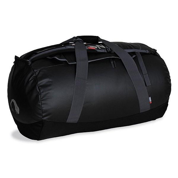 Сумка Tatonka Barrel XL blackСверхпрочная сумка в спортивном стиле для путешествий. Благодаря комбинации материалов Textreme и Tarpaulin сумка Barrel обладает исключительной прочностью. Сумка имеет мягкое дно, сетчатый карман под крышкой и широкие и прочные ручки для переноски и специальные убирающиеся ручки для переноски сумки на спине.<br><br>Вес кг: 2.00000000