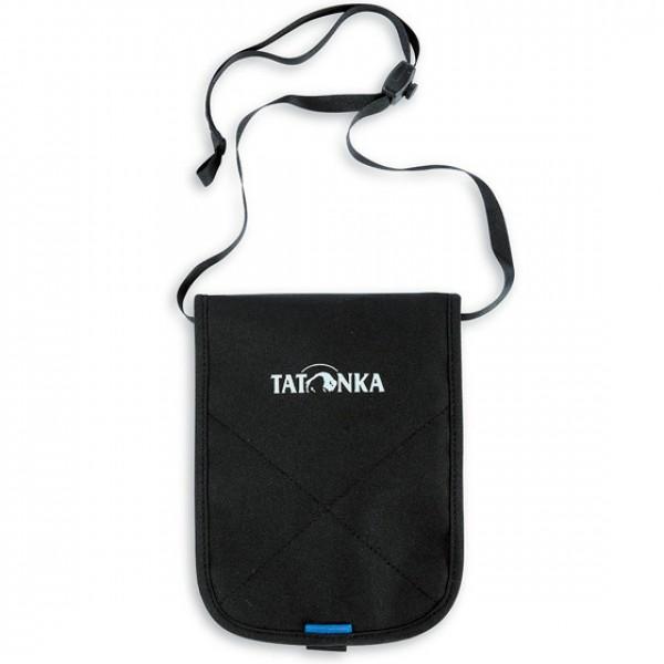 Кошелек Tatonka Hang Loose blackМногофункциональный кошелек с несколькими отделениями и ремешком, чтобы носить на шее. Закрывается клапаном-крышкой на фастексе. Кошелек имеет петлю для крепления на пояс.<br><br>Вес кг: 0.10000000