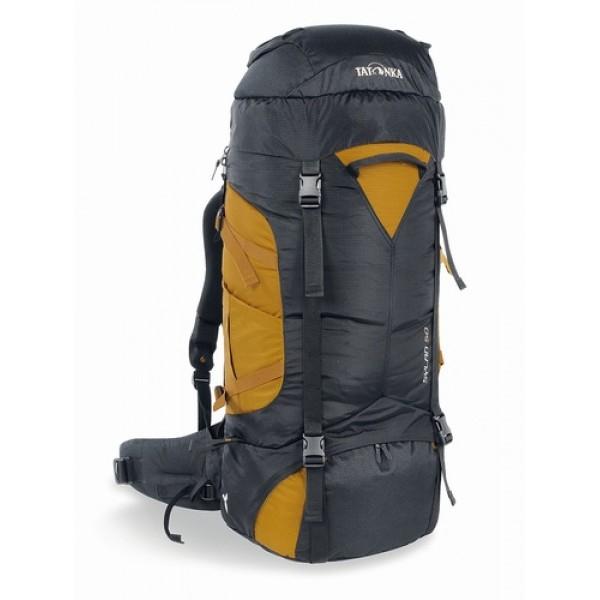 Рюкзак Tatonka Sylan 50 blackЛаконичный дамский рюкзак с системой переноски V2. Это идеальный трекинговый рюкзак, предназначенный для переноски грузов до 20 кг. Sylan 50 соотвествует особенностям женской фигуры.<br><br><br>+10 литров к объему рюкзака<br><br>Несущая система V2<br><br>Перегородка между верхним и нижним отделением<br><br>Мягкие плечевые ремни специальной изогнутой формы<br><br>Мягкий набедренный ремень<br><br>Боковые утягивающие ремни<br><br>Передняя и задняя ручки<br><br>Регулируемая по высоте крышка<br><br>Отделение в крышке с крючком для ключей<br><br>Дождевой чехол<br><br>Выход для питьевой системы<br><br>Боковые карманы<br><br>Вес кг: 2.30000000