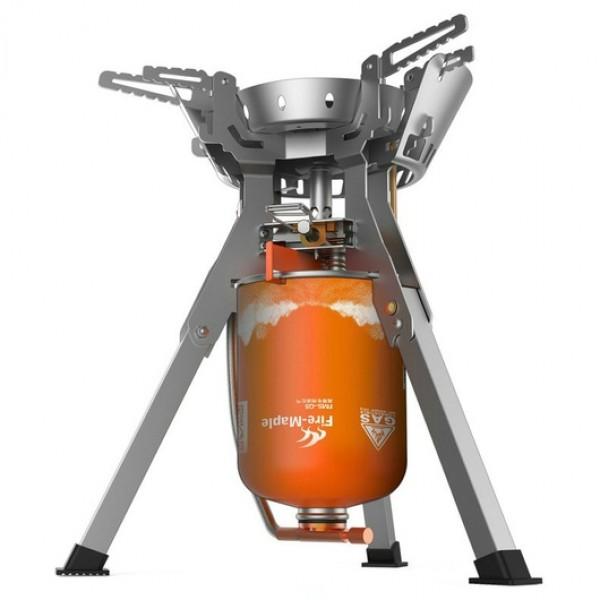 Горелка газовая Fire-Maple FMS-108NЭто усовершенствованная газовая горелка для кемпинга и автотуризма на базе FAMILY (FMS-108) которая позволяет закрыть сезон эксплуатации до круглого года, включая отрицательные температуры, благодаря интегрированной системе предварительного подогрева топлива и системе сжиженной подачи топлива. А встроенный, двойной ветрозащитный экран с регулируемым внешним щитом позволит противостоять даже в сильный ветер.<br><br>Важно! Эксплуатация газовой горелки Family New (арт.FMS-108N) с отдельным ветрозащитным экраном допускается, если расстояние между горелкой и ветрозащитным экраном не менее 3 см от любой детали горелки! Пренебрежение данным предупреждением влечёт за собой риск повреждения горелки, так как горелка достаточно мощная.<br><br>Вес кг: 1.00000000