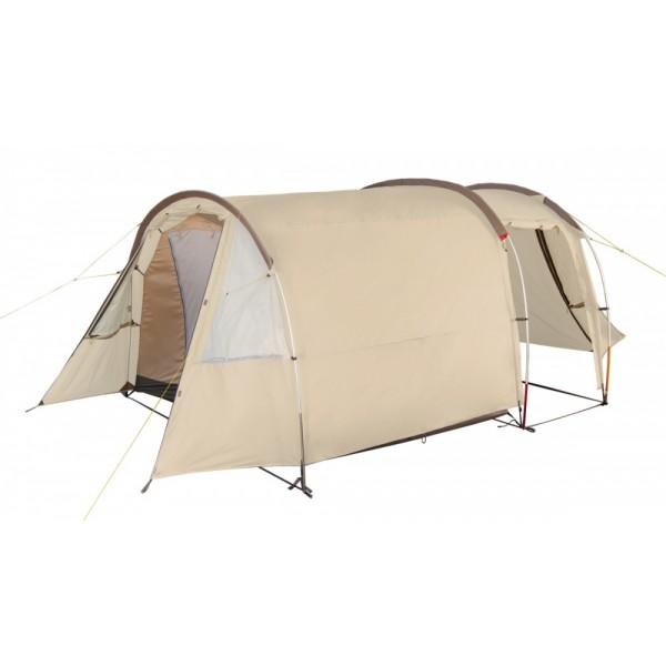 Палатка Red Fox Camping FoxКомфортная палатка для кемпинга. Модель имеет огромный тамбур-холл, позволяющий встать в полный рост. Палатка обладает простым в установке и исключительно прочным каркасом. В модели продуманы два входа, вентиляционные окна на молнии, входы внутренней палатки продублированы противомоскитными сетками.<br><br>Вес кг: 9.40000000