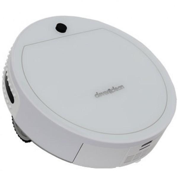 Робот-пылесос Clever &amp; Clean Zpro-series White Moon IIРобот-пылесос Zpro-series WHITE MOON II - является продолжением, зарекомендовавшей себя, классической Z-серии роботов-пылесосов Clever&amp;amp;Clean, при этом комплект поставки включает в себя максимальную комплектацию аксессуаров, которой точно хватит при ежедневной уборке в течение года. Модельный ряд 2016 год.<br><br>Робот-пылесос Zpro-series WHITE MOON II обладает привлекательным, утонченным дизайном. Благодаря его белой-глянцевой поверхности, он вписывается практически в любой интерьер дома. Zpro-series WHITE MOON II обладает следующим набором функций:<br><br><br>Сенсорное управление на корпусе аппарата.<br><br>Автоматическое возвращение на базу зарядки после окончания уборки.<br><br>Программирование графика уборки на неделю.<br><br>Плавающая головка (меняющая силу давления щеток на пол в зависимости от полового покрытие) с двумя щетками, вращающимися навстречу друг другу.<br><br>Ультрафиолетовая лампа (UV) для дезинфекции пола.<br><br>Дополнительная моющая панель позволяет осуществлять протирку пола в небольших помещениях.<br><br>Реализован алгоритм прохода робота-пылесоса вдоль стен, что в совокупности с боковой лопастной щеткой позволяет чистить вдоль плинтуса, стен, мебели и в углах помещения.<br><br>Сенсоры перепада высоты не позволяют роботу-пылесосу упасть со ступенек и определять иные перепады высоты.<br><br>Передняя часть робота оснащена сенсорами предотвращающими столкновение с мебелью и другими предметами интерьера, а также 80-ю датчиками распознающими соприкосновение – это позволяет снизить уровень шума во время уборки помещения и минимизировать физический контакт робота с мебелью.<br><br>Для ограничения площади уборки в комплекте поставляется виртуальная стена.<br><br>Предусмотрена функция локальной уборки для быстрой очистки небольшого участка пола.<br><br>Выбор скорости перемещения робота-пылесоса во время уборки позволяет пользователю менять соотношение характеристик по максимальной площа