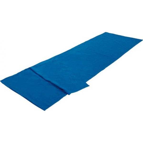 Вставка в спальный мешок High Peak Cotton Inlett TravelВкладыш в спальник-одеяло. 100% хлопок приятен к телу. Вкладыш легко стирается.<br><br>Вес кг: 0.40000000