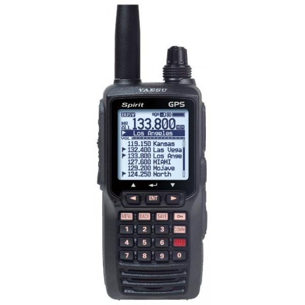 Радиостанция Yaesu FTA-750L авиационнаяВ радиостанции YAESU FTA-750L прекрасно сочетаются традиции с инновациями. Созданная на наследии высококачественyых средств связи, FTA-750L в настоящее время также имеет 66-канальный GPS трансивер для более надежной навигации. С большим LCD дисплеем, авиационная радисоатнция GPS FTA-750L обеспечивает полноценную связь на воздушных диапазонах связи и дополнительно позволяет использовать функции навигации VOR и ИСП на диапазоне NAV, а также функцию точки заданной траектории полета с помощью встроенного GPS приемника. FTA-750L имеет функцию мониторинга погодных условий приема NOAA и программирование до 200 каналов памяти, с возможностью быстрого и простого доступа к запрограммированным каналам. Новая простая в использовании система меню, управляемая с помощью графических указателей, позволяет легко осуществлять навигацию, используя весь мощнейший потенциал функций данного GPS трансивера. Кроме того FTA-750L можно легко перепрограммировать в считанные минуты с помощью дополнительного программного обеспечения и USB программатора.<br><br>Особенности: Простая в использовании система меню FTA-550 имеет интуитивно легкую графическую систему меню. Дисплеи и настройки меню имеют логически удобный пользовательский интерфейс. Большой матричный LCD дисплей (160 х 160 пикселей) FTA-550 имеет большой 1,7 х 1,7 матричный LCD дисплей с полной подсветкой и настройкой яркости. Высокое разрешение дисплея позволяет удобно просматривать все возможные функции радиостанции FTA-550. Дисплей навигации VOR (азимутальный радиомаяк) Когда FTA-550 получает сигнал VOR, дисплей автоматически переключается на экран NAV с CDI (индикатором отклонения по курсу) на основании принятого сигнала 200 каналов памяти с возможностью обозначения 15 алфавитно-цифровыми символами Для быстрого и удобного поиска FTA-550 может хранить в памяти до 200 каналов. Использование до 15 буквенно-цифровых символов в названии позволяет вносить более точное описание канала.<br><br>Вес кг: