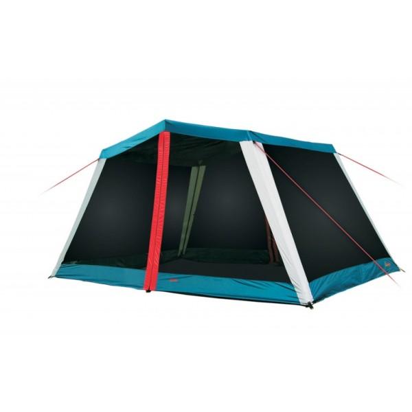 Тент-шатер Canadian Camper JOTTOCanadian Camper JOTTO - тент-шатер со стенками из антимоскитной сетки. Два входа, располагающихся друг против друга.<br><br>Вес кг: 9.60000000