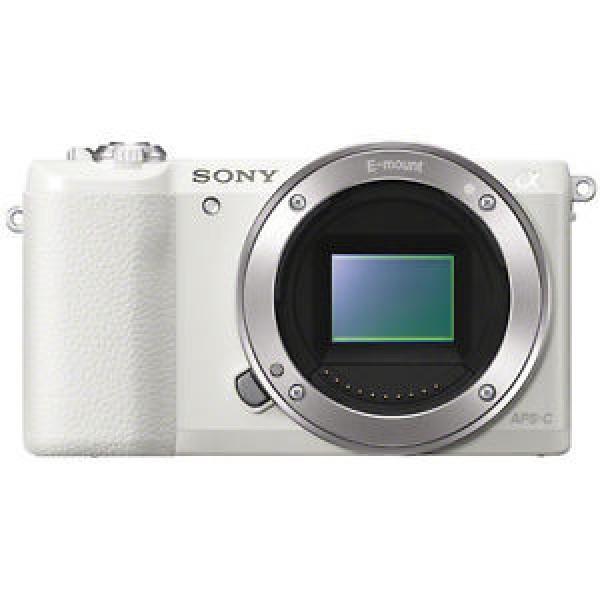 Фотоаппарат со сменной оптикой Sony Alpha A5100 Body WhiteПокоряйте новые вершины фотографии с феноменальной фокусировкой. Быстрая гибридная автофокусировка с 179 точками определения и интуитивно понятная активация для профессиональных результатов.<br><br>Улучшенная, но интуитивно понятная система фокусировки обеспечивает невероятную четкость и контрастность изображений и видео — вы не упустите ни одного кадра.<br><br>Технология 4D FOCUS обеспечивает непревзойденную работу системы автофокуса в четырех измерениях: широкая зона охвата (2 измерения по горизонтали и вертикали), скорость работы автофокуса (3-е измерение, глубина) и следящий автофокус с упреждением (4-е измерение, время).<br><br>Матрица Exmor™ APS-C CMOS 24,3 МП. Размещение интегральных линз без зазоров оптимизирует светосилу и минимальный уровень шума.<br><br>Усовершенствованный процессор изображений BIONZ X™. Улучшенный процессор использует алгоритм понижения шума для фотографий при слабом освещении, с более естественными цветами и детализацией<br><br>Высокий диапазон ISO. Расширенная чувствительность для создания естественных фотографий при слабом освещении или в помещении без использования вспышки.<br><br>Вес кг: 0.30000000