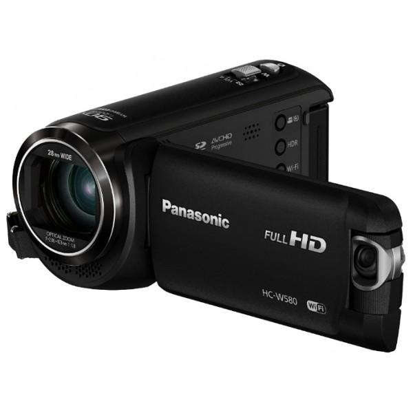 Видеокамера Panasonic HC-W580Сдвоенная компактная камера - в два раза больше веселья. Идеально лежит в ладони и обладает максимальным функционалом для съемки захватывающих видеороликов. Функция Twin Camera и беспроводная мультикамера открывают еще больше творческих возможностей. А мощный зум приближает объекты, придавая дополнительную динамичность отснятому материалу. Четкие детали в ярких и темных областях благодаря функции Фильм HDR.<br><br>Вес кг: 0.30000000