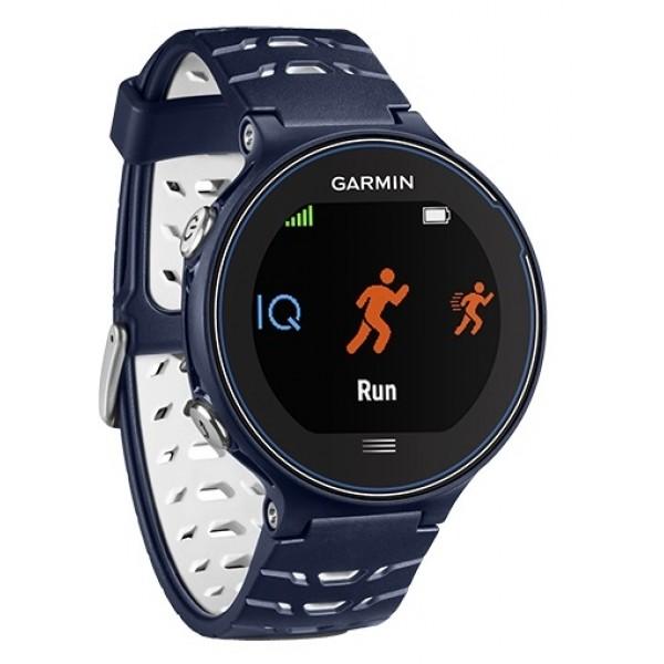 Спортивные часы Garmin Forerunner 630 HRMБеговые часы для продвинутых спортсменов. Учет тренировок, как в зале, так и на свежем воздухе. Оснащаются премиум пульсометром HRM-RUN3. Учет VO2 MAX, лактатного порога, анализ техники бега, сложные интервалы и многое другое. Оснащены фитнес-трекером, магазином загружаемых приложений а также функциями «умных» часов.<br><br><br>Инструкция для Garmin Forerunner 630.<br><br>&amp;nbsp;<br><br><br>Беговые часы GPS, оснащенные цветным сенсорным экраном с высоким уровнем разрешения<br><br>Расширенные данные беговой динамики? включают симметричность контакта ступни с землей, длину шага и коэффициент вертикальных колебаний<br><br>Измерение уровня тренировочного стресса, уровня нагрузки и лактатного порога?<br><br>Подключаемые функции?: автоматическая загрузка данных в приложение Garmin Connect™, «живое слежение», звуковые подсказки, управление воспроизведением музыки, оповещения от смартфона и публикация данных в социальных сетях<br><br>Загружайте поля данных, циферблаты, виджеты и приложения из Connect IQ™<br><br>Вес кг: 0.10000000