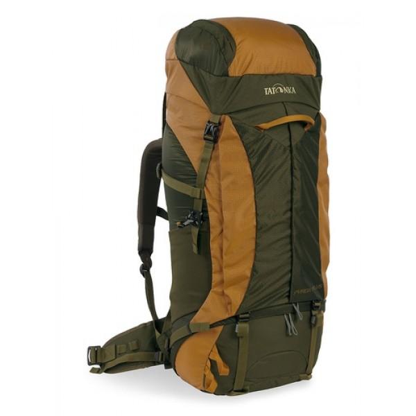 Рюкзак Tatonka Pyrox Plus Special 50 oliveТреккинговый рюкзак, идеальный для походов до 1 недели. Благодаря новым легким материалам Pyrox Plus легкий, но при этом очень прочный. Система переноски X Light Vario обеспечивает идеальную посадку рюкзака. 3D-доступ в основное отделение делает упаковку рюкзака простой и быстрой, молния с двумя бегунками позволяет открыть рюкзак только в необходимом месте.<br><br>Объем 50+10 литров<br>Система переноски X Light Vario<br>Пелти для крепления ледоруба или треккинговых палок<br>Регулируемый нагрудный ремень с сигнальным свистком<br>Удобная регулировка поясного ремня<br>Петли для оборудования на поясном ремне<br>Боковые стяжки<br>Нижние стяжки под днищем<br>Ручки спереди и сзади<br>3D-доступ в основное отделение<br>Верхнее и нижнее отделения разделены тканью на молнии<br>Держатель ключей<br>Накидка от дождя<br>Выход для питьевой системы<br>Эластичные боковые карманы<br>Объемный передний карман<br>Отделение для походной аптечки<br><br>Вес кг: 2.20000000