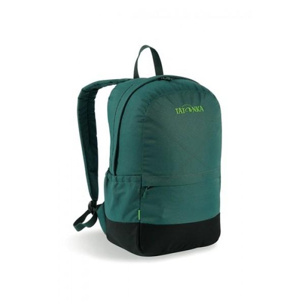Рюкзак Tatonka Sumy 18 classic greenSumy - небольшой рюкзак с одним отделением, отлично подойдет для всего самого необходимого.<br><br>Несущая система Padded Back<br>Регулируемые плечевые лямки<br>Боковые карманы<br>Карман во фронтальной части рюкзака<br>Держатель для ключей внутри рюкзака<br><br>Вес кг: 0.50000000