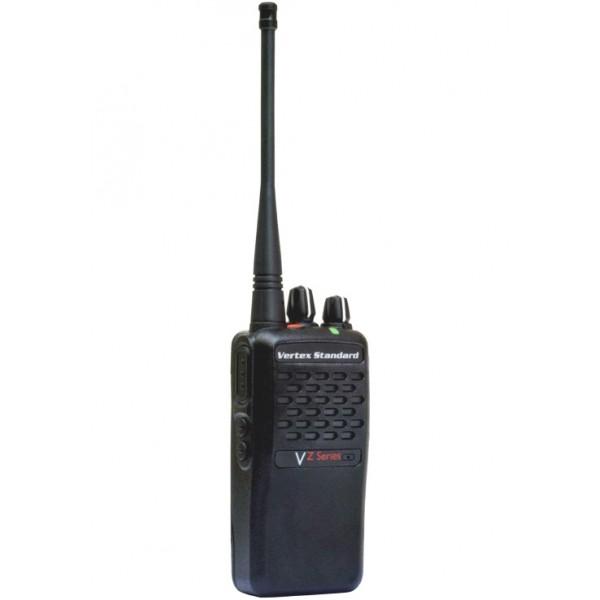 Радиостанция Vertex VZ-30Коспактная радиостанция Vertex Standard VZ-30, работающая в диапазанах VHF и UHF<br><br>Простота в использовании без ущерба для качества – характерная черта всех носимых радиостанций Vertex Standard. Гибкие возможности сканирования каналов Дополнительная гибкость и производительность обеспечиваются возможностью выбирать между обычным режимом сканирования и сканированием приоритетных каналов.<br><br>Встроенный функционал управления радиостанцией голосом (VOX) позволяет активировать передачу в режиме « hands-free » – без нажатия тангенты. Это позволяет пользователю максимально эффективно решать свои основные задачи.<br><br>При смене каналов радиостанция голосом оповещает пользователя о том, на какой канал он переключился. Это дает пользователю возможность переходить с одного канала на другой вслепую, не глядя на радиостанцию, что способствует повышенной производительности.<br><br>Динамик мощностью 1 ватт гарантирует пользователю, что он услышит важное сообщение даже в условиях повышенного шума.<br><br>Новые литий-ионные батареи емкостью 1800 мА/ч обеспечивают до 11 часов времени работы без подзарядки при рабочем цикле 5-5-90: 5% - время работы на передачу, 5% - время работы на прием, 90% - пребывание в режиме ожидания.<br><br>Расположенный сбоку двухгнездовой разъем позволяет подключать к радиостанции стандартные акустические аксессуары, что снижает совокупные издержки владения и упрощает переход на цифровые технологии связи. Дополнительные функции и возможности<br><br>Вес кг: 0.30000000