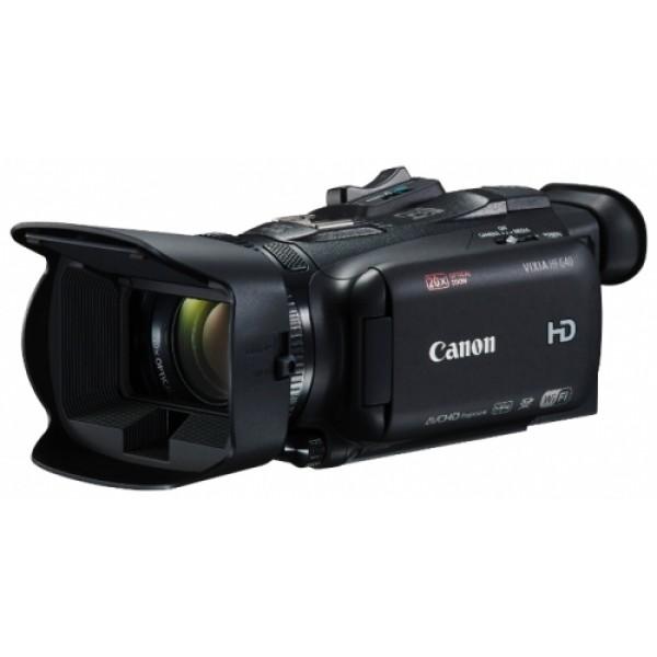 Видеокамера Canon LEGRIA HF G40Наслаждайтесь превосходным качеством изображения и управлением профессионального уровня с камерой LEGRIA HF G40. Универсальная и удобная в использовании компактная ручная камера оснащена оптикой отличного качества, датчиком изображения HD CMOS PRO и режимом широкого динамического диапазона.<br><br><br>Раскройте ваш творческий потенциал, создавая видео профессионального качества<br><br>Превосходная универсальность в компактном корпусе<br><br>Обладает расширенными функциями съемки и возможностями подключения<br><br>Назначение элементов управления позволяет быстро получать доступ к функциям<br><br>Быстро записывайте все события и создавайте творческие видеоролики<br><br>Вес кг: 1.00000000
