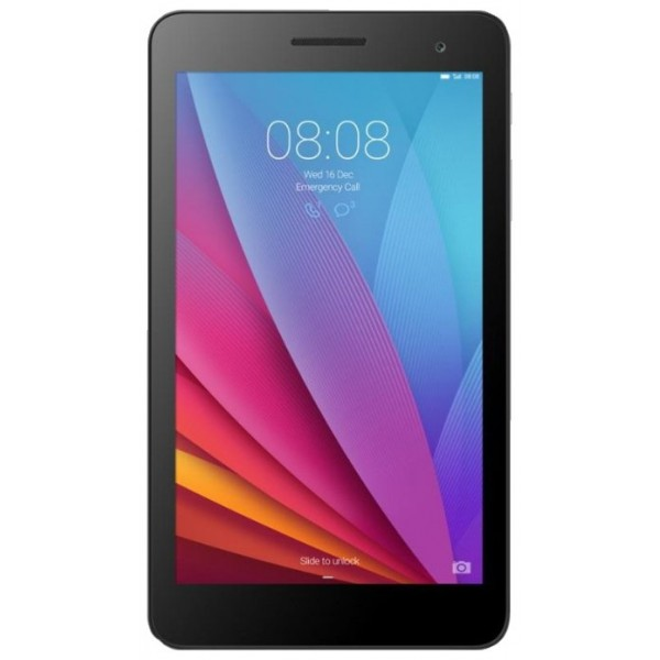Планшет Huawei MediaPad T1 7.0 3G 16Gb (T1-701U) SilverHuawei MediaPad T1 7 3G 16 Gb (T1-701U) это доступный планшет в металлическом корпусе, с ярким экраном и модулем для мобильного интернета. Такой планшет пригодится и активным зрителям онлайн-кинотеатров и увлечённым пользователям социальных сетей.<br><br>Модуль скоростной мобильной связи 3G обеспечивает владельцев планшета MediaPad T1 доступом к сети интернет в любой точке зоны покрытия сотового оператора. Для подключения сеть пользователю понадобится только micro-SIM карта. Внешние модемы или роутеры в этом случае не пригодятся.<br><br>Модель MediaPad T1 укомплектована 7-дюймовым экраном с хорошими углами обзора и разрешением 1024 х 600 пикселей. Габариты дисплея и высокое разрешение матрицы обеспечивают комфортный просмотр видео и страниц пользователей социальных сетей.<br><br>На одном заряде аккумулятора планшет Huawei MediaPad T1 проработает не менее 6 часов, обеспечивая доступ в интернет в течение всего дня или скрашивая долгую дорогу домой после работы.<br><br>Вес кг: 0.30000000