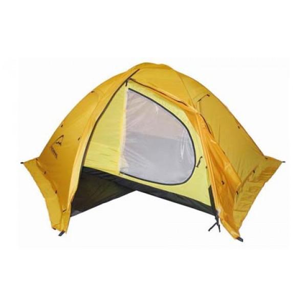 Палатка Normal Кондор 2 N Si/PUОблегченная версия палатки Кондор 2N. Тент из легкой и прочной ткани 40D Nylon Taffeta R/S Si/PU с проклеенными швами.<br><br>Легкая и компактная, простая в установке палатка. &amp;nbsp;Облегченный тент из усиленной силиконизированной ткани с проклеенными швами. Двухслойная двухдуговая полусфера с коньком и независимой внутренней палаткой. Коньковая дуга увеличивает внутренний объём палатки. &amp;nbsp;Два входа и тамбура. Палатка оснащена системой сквозной вентиляции. Боковые карманы из сетки. Стропа-фиксатор исключает соприкосновение внешнего тента с внутренней палаткой.<br><br>Вес кг: 3.40000000