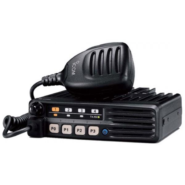 Радиостанция Icom IC-F5013H АвтоПрофессиональная базово-мобильная радиостнация Icom IC-F5013 разработана для использования в сложный условиях и соответствует военному стандарту MIL-810CDEF. Модель работает в служебном лицензируемом частотном диапазоне 136-174 МГц с мощностью передачи до 25 Ватт, имеет 8 каналов памяти, 4 программируемые кнопки для быстрого доступа к необходимым вам функциям, громкий 4-х Ваттный динамик, расположенный на передней панели рации и светодиодные индикаторы работы, что обеспечит вашим сотрудникам наглядное отображение рабочего режима работы рации.<br><br>На борту рации Icom IC-F5013 множество программируемых функций: системы сигналинга - 2-Tone, 5-Tone, MDC1200, CTCSS/DCS, которые позволяют осуществлять различные алгоритмы оповещений и существенно расширяют функционал, функция сканирования и приоритетного сканирования поможет обнаружить полезный сигнал и всегда оставаться на связи, возможность подключения дополнительных аксессуаров (приобретаются отдельно), таких как дополительный пульт удалённого управления, платы шифрования для активации функции скрэмблера существенно расширяют области применения радиосвязи.<br><br>Вес кг: 1.50000000