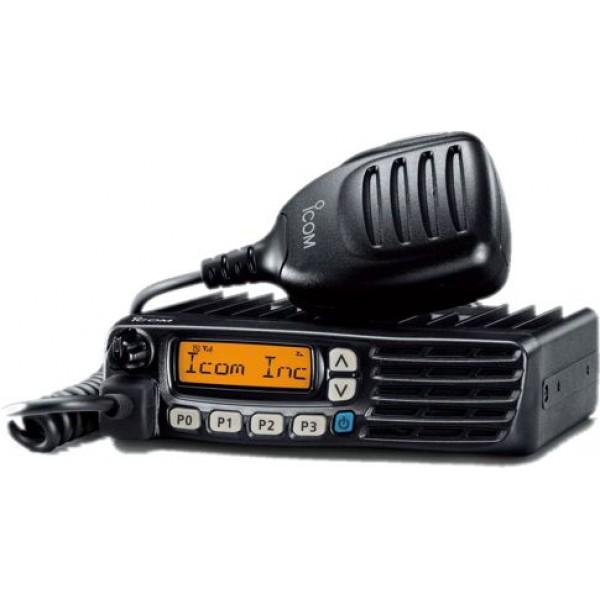 Радиостанция Icom IC-F5026 АвтоПрофессиональная мобильная радиостанция Icom IC-F5026 для работы в частном диапазоне 136-174 МГц с выходной мощностью до 25 Ватт. Имеет 6 программируемых кнопок, на которые могут быть назначены частоиспользуемые функции для быстрого доступа к ним. 128 ячеек памяти позволяют сохранить необходимые частоты и распределить их по 8 банкам памяти.<br><br>В трансивере могут быть использованы 2-тоновые, 5-тоновые, CTCSS, DTMF и DCS функции для создания необходимых рабочих групп и эффективного использования частотного ресурса. В трансивере IC-F5026 применены новые высокоскоростные CTCSS/DTCS декодеры, что существенно повысило надежность и скорость распознавания управляющих сигналов. Функция инициализации и удалённого отключения станции позволяют выключить трансивер командой по радиосигналу в случае его кражи или попадания в руки третьих лиц. Таким образом существенно повышается безопасность связи. Если получена команда инициализации, то все функции временно блокируются до тех пор, пока не будет получена команда восстановления или не введен специальный пароль.<br><br>При использовании функции одинокого работника в случае, если органы управления трансивера Icom IC-F5026 не используются в течение заданного времени, то станция генерирует звуковой сигнал, предлагая пользователю нажать любую кнопку. Если в течение заданного времени пользователь не нажал какой-либо кнопки, то трансивер автоматически передает аварийный сигнал и информирует диспетчера о том, что, возможно, с ним что-то произошло.<br><br>Вес кг: 0.90000000