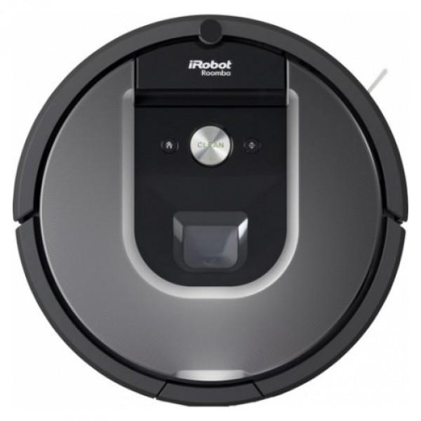 Робот-пылесос iRobot Roomba 960Инициируйте со смартфона качественную уборку полов в вашем доме. Делайте это в любой момент времени, находясь в любой точке земного шара! Робот-пылесос Roomba 960 предназначен для полностью автономной уборки всех комнат на одном этаже. Система построения карты местности, оперативная навигация, умение распознавать лестницы, работа до 75 минут на одном заряде аккумулятора и самостоятельная подзарядка по мере необходимости и еще многое другое – это ваш умный Roomba 960. Используйте приложение iRobot HOME для проведения первичной настройки, изменения параметров и регистрации вашего робота-пылесоса Roomba 960, затем установите подключение. Приложение iRobot HOME позволяет вам в любое время запускать уборку или задавать ее расписание, менять параметры уборки и программировать поведение робота, не прикасаясь к нему.<br><br>Впервые в роботы-пылесосе Roomba была применена запатентованная технология – Визуальная Система Оперативного Ориентирования и Составления Карты (vSLAM), которая регистрирует ориентиры, отслеживает траекторию перемещения и запоминает маршрут уборки. Поэтому Roomba не сходит с выбранной траектории и знает, где он уже был.<br><br><br>Подзарядка и возобновление уборки<br><br>Управляйте уборкой из любой точки мира с помощью приложения iRobot Home одним касанием<br><br>Технология уборки AeroForce<br><br>Навигационная система iAdapt<br><br>Вес кг: 3.00000000