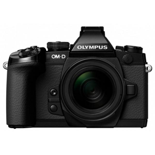 Фотоаппарат Olympus OM-D E-M1 Kit 14-42 EZ со сменной оптикойКамера Е-М1 дарит вам свободу творчества — снимайте все, что только пожелаете, в безупречном качестве! Новая Е-М1 — самая продвинутая системная камера в мире. Эта модель создана по стандарту Микро 4/3 и оснащена самыми современными техническими решениями, а именно: улучшенным сенсором Live MOS и графическим процессором TruePic VII, совершенно новым и еще более быстрым автофокусом DUAL FAST AF, а также расширенными возможностями управления по Wi-Fi со смартфона. Все эти решения позволяют достигнуть непревзойденного качества изображения и поднимают камеры серии OM-D на совершенно новый уровень! Эти уникальные технические новинки заключены в великолепный компактный корпус, чья невесомость вас приятно удивит! Если подумать, новая Е-М1 превосходит зеркальные камеры как по компактности, так и по качеству снимков!<br><br>Вес кг: 0.60000000