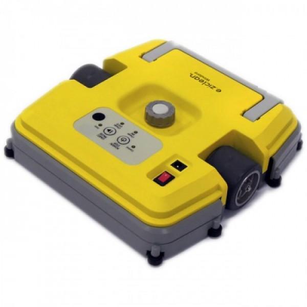 Робот-мойщик окон Windoro Yellow (15-28мм)Мойка окон – утомительное и сложное, а порой даже опасное занятие для тех, кто проживает в высотном здании. В век технологий мы уже не удивляемся тому, что роботы помогают нам в быту, например, роботы-пылесосы могут каждый день следить за чистотой вашего пола. Не удивительно, что на рынке появилось новое технологичное устройство, которое поможет вам поддерживать чистоту окон в идеальном состоянии. Встречайте – Windoro WCR-I001.<br><br>Первый в мире робот для мойки окон Windoro – инновация в области робототехники! Он будет содержать в идеальной чистоте ваши окна каждый день. Робот подходит, как для очистки окон в вашей квартире, так и для мойки витрин небольших магазинов. Модель на окна толщиной от 15 до 28 мм (стандартные пластиковые пакеты в современных домах). Великолепное качество очистки, легкость управления и эксплуатации, высокий уровень надежности – это еще даже не полный список его всех полезных качеств. Оставьте заботы по уборке роботам, а освободившееся время другим более интересным и полезным делам.<br><br>Windoro очень умный и надежный. Он никогда не начнет работу, пока точно не будет знать, что на данной толщине окна будет держаться надежно. Для этого робот использует специальный датчик силы притяжения магнита, который не позволяет ему начать движение до тех пор, пока это не будет безопасно. Windoro никогда не упадет с окна и будет держаться надежно, как при включенном питании, так и в отключенном состоянии. Это происходит потому, что робот снабжен мощными магнитами, которым не требуется электрическое питание для выполнения своих функций.<br><br>Корпус изготовлен из высокопрочного материала, которому не страшен солнечный свет или другие погодные условия. В качестве источника питания используется надежный Li-Pol (литий-полимерный) аккумулятор емкостью 2000 mAh. Такой аккумулятор прослужит долгие годы без необходимости замены.<br><br>Робот для мойки окон не просто хаотично передвигается по поверхности стекла. Снач