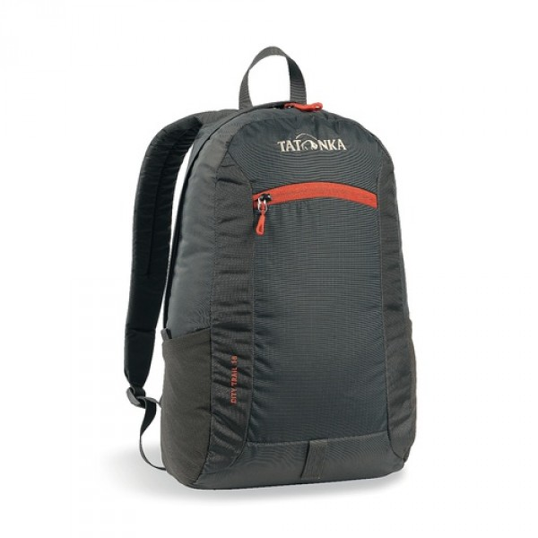 Рюкзак Tatonka City Trail 16 titan greyCity Trail 16 - аккуратный и удобный рюкзак для города, оснащен боковыми сетчатыми карманами и центральным карманом на молнии, держателем для ключей.<br><br><br>Спинка Padded Back<br><br>Ручка для переноски<br><br>Крючок для ключей<br><br>Петля для крепления фонаря<br><br>Боковые сетчатые карманы<br><br>Центральный карман на молнии<br><br>Внутренний карман в основном отделении<br><br>Вес кг: 0.32000000