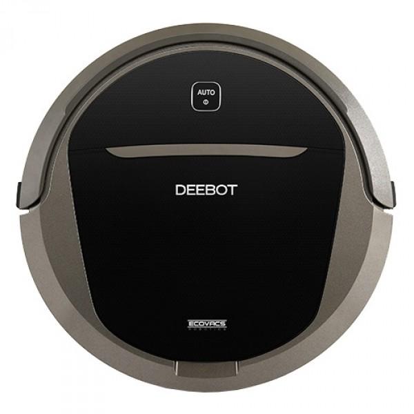 Робот-пылесос Ecovacs DeeBot DM81Робот-пылесос Ecovacs DeeBot DM81<br><br><br>Благодаря технологии Smart Motion, DM81 несколько раз проходит по сильно загрязненной поверхности, с целью полной очистки<br><br>5-ти ступенчатая система очистки: подметает, пылесосит, протирает, моет и сушит за один цикл прохода<br><br>Высокая эффективность системы фильтрации<br><br>Большая емкость пылесборника<br><br>Режим интенсивной очистки для большей силы всасывания<br><br>4 возможных формата траектории<br><br>4 группы защитных датчиков, дабы обезопасить прибор от случайного падения , во время уборки<br><br>Автоматический возврат «на базу», с целью подзарядки<br><br>Противоударный сенсор, который позволяет максимально избегать столкновений с внешними предметами (мебель, стены и т.п.)<br><br>Возможность установки таймера «ежедневной уборки». В обозначенноевремя Deebot DM81 будет выходить «на охоту» за пылью.<br><br>Простота в работе. Для классической уборки пола, достаточно нажать кнопку AUTO<br><br>Удобный пульт дистанционного управления с ЖК дисплеем<br>