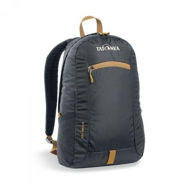 Рюкзак Tatonka City Trail 16 blackCity Trail 16 - аккуратный и удобный рюкзак для города, оснащен боковыми сетчатыми карманами и центральным карманом на молнии, держателем для ключей.<br><br><br>Спинка Padded Back<br><br>Ручка для переноски<br><br>Крючок для ключей<br><br>Петля для крепления фонаря<br><br>Боковые сетчатые карманы<br><br>Центральный карман на молнии<br><br>Внутренний карман в основном отделении<br><br>Вес кг: 0.32000000