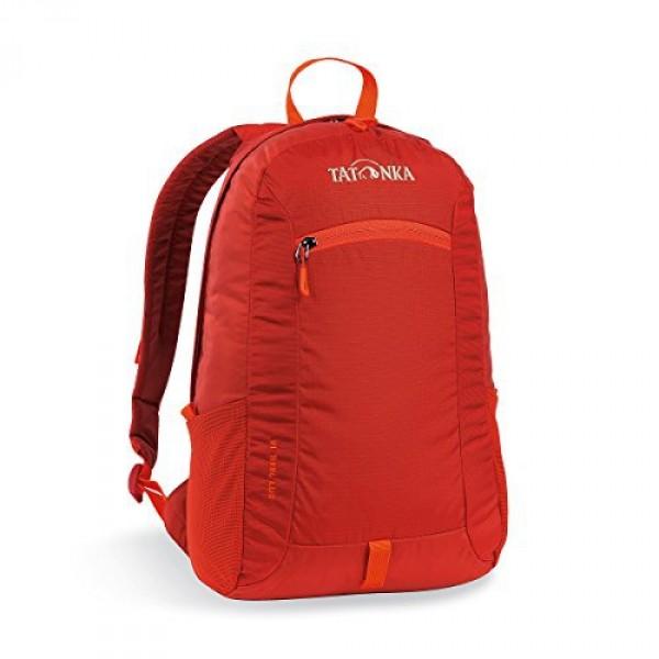 Рюкзак Tatonka City Trail 16 redbrownCity Trail 16 - аккуратный и удобный рюкзак для города, оснащен боковыми сетчатыми карманами и центральным карманом на молнии, держателем для ключей.<br><br><br>Спинка Padded Back<br><br>Ручка для переноски<br><br>Крючок для ключей<br><br>Петля для крепления фонаря<br><br>Боковые сетчатые карманы<br><br>Центральный карман на молнии<br><br>Внутренний карман в основном отделении<br><br>Вес кг: 0.32000000