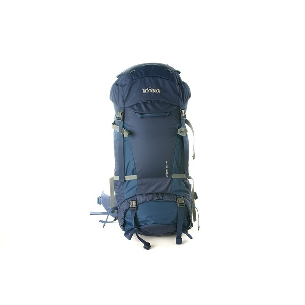 Рюкзак Tatonka Karas 60+10 navyНадежный туристический рюкзак с базовым набором характеристик. Регулируемая система Y1 гарантирует комфорт при переносе нетяжелых грузов. Отличное сочетание цена/качество.<br><br><br>Система переноски Y1<br><br>Перегородка между верхним и нижним отделеними<br><br>Петли для крепления треккинговых палок<br><br>Лямки анатомической формы<br><br>Регулируемый нагрудный ремень<br><br>Мягкий и удобный поясной ремень<br><br>Возможность затянуть или ослабить пояс одной рукой<br><br>Боковые стяжки<br><br>Ручки в передней и задней частях рюкзака<br><br>3D-вход в основное отделение<br><br>Карман в крышке рюзака<br><br>Съемная регулируемая крышка рюкзака<br><br>Просторные боковые карманы<br><br>Вес кг: 2.30000000