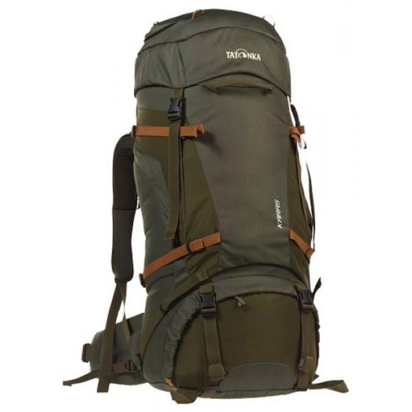 Рюкзак Tatonka Karas 70+10 oliveНадежный туристический рюкзак с базовым набором характеристик. Регулируемая система Y1 гарантирует комфорт при переносе нетяжелых грузов. Отличное сочетание цена/качество.<br><br><br>Система переноски Y1<br><br>Перегородка между верхним и нижним отделеними<br><br>Петли для крепления треккинговых палок<br><br>Лямки анатомической формы<br><br>Регулируемый нагрудный ремень<br><br>Мягкий и удобный поясной ремень<br><br>Возможность затянуть или ослабить пояс одной рукой<br><br>Боковые стяжки<br><br>Ручки в передней и задней частях рюкзака<br><br>3D-вход в основное отделение<br><br>Карман в крышке рюзака<br><br>Съемная регулируемая крышка рюкзака<br><br>Просторные боковые карманы<br><br>Вес кг: 2.50000000