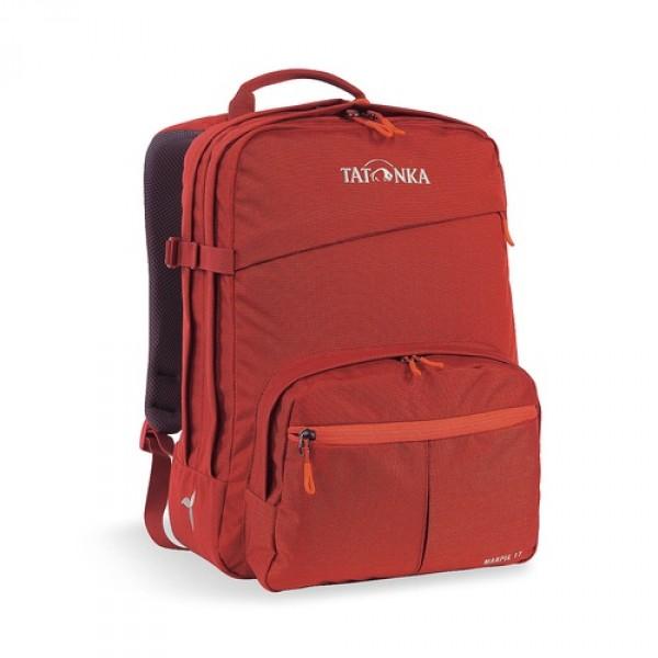 Рюкзак Magpie 17 Women redbrownКлассический офисный рюкзак для девушек, Magpie 17 Women оснащен отделением для ноутбука. Плечевые лямки адаптированы специально для женской фигуры. В рюкзаке два отделения и накладной передний карман с органайзером. Рюкзак сшит из прочной износостойкой ткани Cordura 500D.<br><br><br>Спинка Padded Back<br><br>Изогнутые плечевые лямки<br><br>Регулируемый по высоте нагрудный ремень<br><br>Компрессионный стропы<br><br>Ручка для переноски<br><br>Два основных отедления<br><br>Плотное дно<br><br>Переднее отделение на молнии<br><br>Накладной карман с органайзером и мягким отделением для телефона<br><br>Отделение для ноутбука (не прилегающее к дну)<br><br>Крючок для ключей<br><br>Вес кг: 0.66000000
