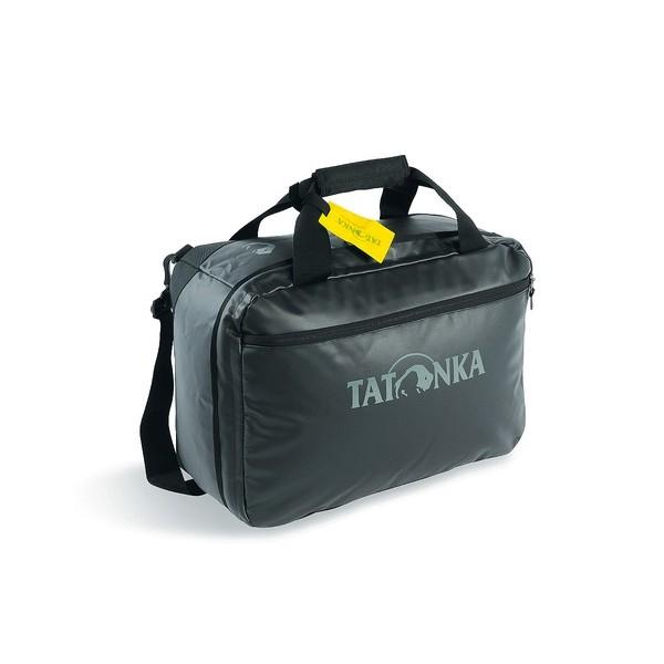 Сумка Tatonka Flightbarrel blackКомпактный и практичный Flight Barrel с габаритами ручной клади и объемом 35 литров без проблем проходит контроль багажа при посадке в самолет. Молния в основное отделение открывается достаточно широко для легкого доступа внутрь. Сумка оснащена двумя убирающимися плечевыми лямками. В сумке имеются внутренний и внешний карманы.<br><br><br>Съемные плечевые лямки<br><br>Съемная регулируемая ручка для переноски на плече<br><br>Прочная молния<br><br>Мягкое дно<br><br>Передний карман на молнии<br><br>Внутренний сетчатый карман<br><br>Вес кг: 1.20000000