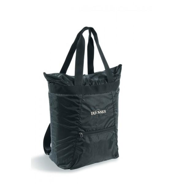 Сумка Tatonka Market Bag blackMarket Bag - функциональная и вместительная сумка объемом 22 литра. Сумка имеет ручки для переноски, и, кроме того, плечевые лямки, чтобы в случае, если сумка очень тяжелая, ее можно было нести как рюкзак.<br><br><br>В сложенном виде занимает минимум места<br><br>Регулируемые плечевые ремни<br><br>Прочные ручки для переноски<br><br>Большое отделение на молнии (22 литра)<br><br>Небольшой карман на молнии<br><br>Вес кг: 0.30000000