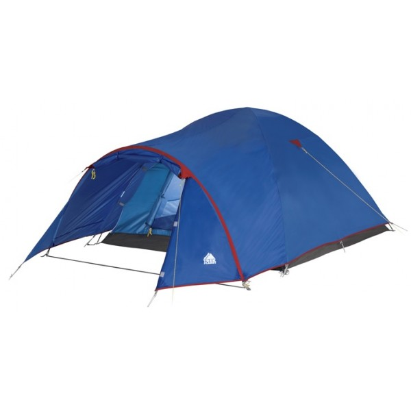 Палатка Trek Planet Tampa 4Палатка Trek Planet Tampa 4 (70115) - это двухслойная палатка с большим тамбуром. Двухслойная конструкция позволяет отводить конденсат, большой тамбур позволяет хранить обувь и вещи и даже велосипед.<br><br><br>Легко и быстро устанавливается,<br><br>Все швы проклеены<br><br>Просторный тамбур,<br><br>Москитная сетка на входе в спальное отделение в полный размер двери<br><br>Вентиляционное окно<br><br>Внутренние карманы для мелочей,<br><br>Возможность подвески фонаря в палатке<br><br>Чехол с двумя ручкам на молнии для транспортировки и хранения<br><br>Вес кг: 4.70000000