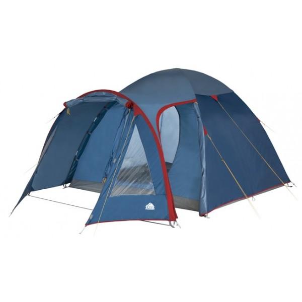 Палатка Trek Planet Texas 5Палатка Trek Planet Texas 5 (70119) это большая, удобная кемпинговая палатка с двухслойной конструкцией которая позволяет отводить конденсат, а большой тамбур с панорамными окнами позволяет укрыться в нем от непогоды на отдыхе.<br><br><br>Простая и быстрая установка<br><br>Все швы проклеены<br><br>Просторный и высокий тамбур с двумя входами,<br><br>Большие обзорные в тамбуре,<br><br>Москитная сетка на входе в спальное отделение в полный размер двери<br><br>Внутренние карманы для мелочей<br><br>Возможность подвески фонаря в палатке<br><br>Чехол с двумя ручкам на молнии для транспортировки и хранения<br><br>Вес кг: 7.80000000