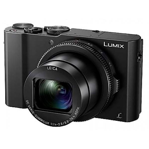 Фотоаппарат Panasonic Lumix DMC-LX15 компактныйЦифровая фотокамера LUMIX DMC-LX15. Оставаясь достаточно компактной, чтобы умещаться в вашей руке, LUMIX LX15 сочетает в себе быстрый объектив F1,4–2,8 и 1-дюймовый сенсор, предоставляя невероятный потенциал для творчества любителям фотографии.<br><br>Творчество в мире фотографии опирается на свет и начинается с объектива. Светлый объектив LEICA DC VARIO-SUMMILUX F1,4-2,8 24-72 мм обеспечивает потрясающую детализацию даже при недостаточной освещенности, а также имеет красивое боке, которое делает ваши снимки еще более впечатляющими. Благодаря своему компактному размеру, элегантный LUMIX LX15 с легкостью позволит вам запечатлеть красоту в повседневной жизни.<br><br>Несравненное качество изображений – 1-дюймовый сенсор и процессор Venus Engine. Большой 1-дюймовый высокочувствительный MOS-сенсор 20,1 Мп позволяет запечатлеть высококачественные изображения с потрясающей детализацией и впечатляющем эффектом боке. Сочетание такого сенсора и мощного процессора Venus Engine обеспечивает снимки со светочувствительностью вплоть до ISO12800 / расширенное ISO25600, сохраняя потрясающее качество картинки, которое выходит за пределы возможностей портативных камер.<br><br>Неважно, смотрите ли вы фильмы или обрабатываете видео, формат 4K оставляет намного более глубокие впечатления от просмотра, чем вы могли получить когда-либо ранее. Фактическое разрешение в 3840 x 2160 пикселей в четыре раза больше, чем в формате Full HD, благодаря чему достигается гораздо более высокий уровень детализации.<br><br>Благодаря поддержке технологии 4K в камере LUMIX LX15 режим 4K ФОТО позволит снимать идеальные кадры со скоростью 30 кадров в секунду и выбирать лучший кадр уже после съемки. Снимайте, выбирайте и сохраняйте. С режимом 4K ФОТО в камере LUMIX LX15 для вас не останется неуловимых моментов.<br><br>Представьте, что вы можете точно выбрать, что именно должно находиться в фокусе, даже после того, как вы сняли фотографию. Функция постфокусировки п