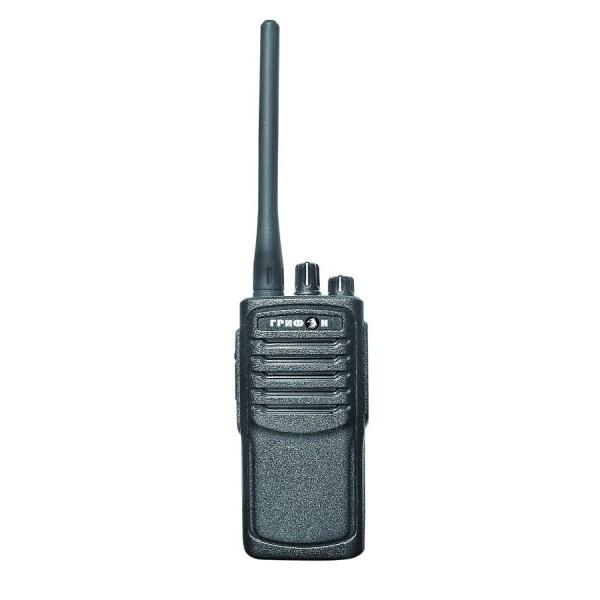 Радиостанция Грифон G-34 10-Ватт UHF 2200mAh Li-ionРация Грифон G-34 является самой мощной моделью в линейке оборудования Грифон. Станция грифон 34 отличается высоким качеством сборки и отличными электрическими характеристиками, которые обеспечивают надежность и долговечность рации в различных условиях использования. Данная радиостанция выполнена из противоударного пластика.<br><br>Максимальная мощность рации 10 Вт, благодаря чему можно достичь максимальную дальность связи в сложных условиях.<br><br>Вес кг: 0.30000000