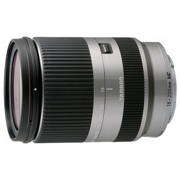 Объектив Tamron AF 18-200mm f/3.5-6.3 Di III VC (B011EM Silver) Canon EF-MПри использовании непрерывного режима с автоматической фокусировкой AF (AF-C) с беззеркальными камерами Sony. Благодаря особым характеристикам данного объектива, при использовании режима «Спорт» в процессе выбора кадра непрерывная работа функции фокусировки может привести к некоторым колебаниям изображения на ЖК-экране. На качестве снимков это никак не сказывается. Такие же вибрации могут возникать и в других режимах (P, A, S, M), когда включен непрерывный автофокус (AF-C). Разумеется, соответствующих искажений кадров, сделанных в этих условиях, также не будет.<br><br>Вес кг: 0.50000000