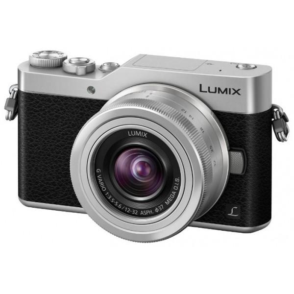 Фотоаппарат Panasonic Lumix DC-GX800 Kit 12-32mm со сменной оптикойКомпания Panasonic представляет цифровую беззеркалку LUMIX DC-GX800. Ключевые особенности: компактный, практически карманный корпус; поворотный сенсорный ЖК-дисплей; запись видео 4K (до 30р) и Full HD (до 60р); быстрый и надежный автофокус по технологии Depth From Defocus (DfD, 240 Гц), режимы 4К фото, Пост-фокус, Фокус-стекинг; быстрая беспроводная синхронизация по Wi-Fi.<br><br>Вес кг: 0.50000000