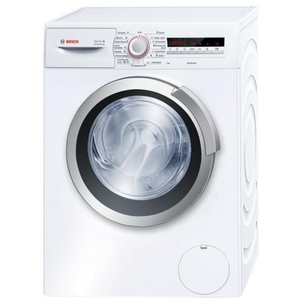 Стиральная машина Узкая Bosch Serie 6 3D Washing WLK24271OEСтиральная машина Bosch Serie 6 3D Washing с барабаном VarioSoft: бережная стирка ваших любимых вещей.<br><br><br>Бережное отстирывание благодаря особому рельефу поверхности барабана VarioSoft в форме капель, который позволяет регулировать интенсивность воздействия на белье.<br><br>Возможность экономии времени или ресурсов: функция VarioPerfect позволяет сократить продолжительность программы до 65%, или уменьшить расход энергии до 50%.<br><br>Специальная программа для стирки детских вещей эффективно удаляет микроорганизмы и аллергены благодаря продолжительной энзимной фазе стирки и дополнительному полосканию.<br><br>Вес кг: 65.00000000