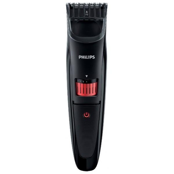 Триммер Philips Series 3000 QT4005/15Триммер Philips Series 3000 QT4005/15 - идеальная форма бороды без труда. Самый удобный инструмент для стайлинга бороды<br><br><br>Точные установки длины с шагом 0,5 мм<br><br>Лезвия из нержавеющей стали<br><br>10 ч зарядки/45 мин. автономной работы<br>