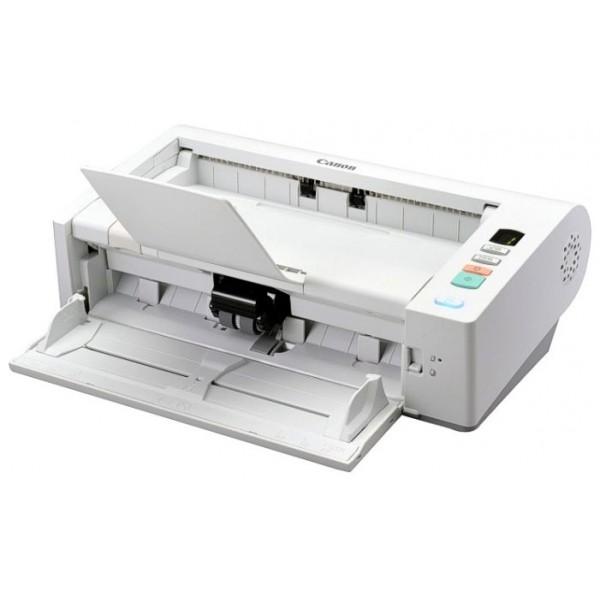 Сканер Canon DR-M140 (5482B003) A4 белыйПрочный и компактный imageFORMULA DR-M140 с U-образным трактом подачи бумаги является превосходным средством повышения производительности для загруженных офисов и рабочих групп.<br><br><br>Компактный и универсальный дизайн, а также переключаемый тракт подачи бумаги<br><br>Быстрое цветное сканирование до 80 изобр./мин с разрешением 300 точек на дюйм<br><br>Надежная конструкция обеспечивает до 6000 операций сканирования в день<br><br>Функции высококачественной обработки изображений<br><br>Комплект профессионального ПО, включая eCopy PDF Pro Office.<br><br>Вес кг: 2.60000000