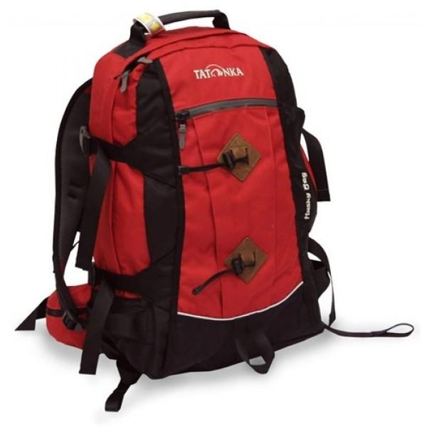 Рюкзак Tatonka Husky Bag redЛегендарный рюкзак с уникальными возможностями. Идеальные пропорции, богатое техническое оснащение позволяют использовать рюкзак как горный, трекинговый или городской.<br><br>Вес кг: 1.90000000