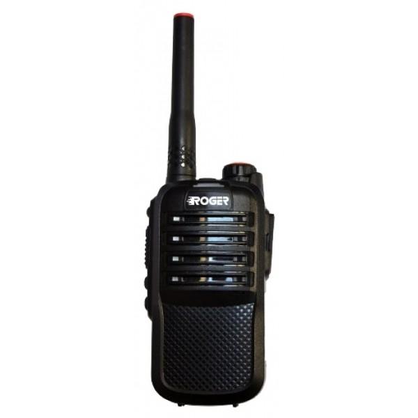 Радиостанция Roger KP-19 портативнаяРация UHF, мощность передатчика 2 Вт, питание Li-Ion-аккумулятор, вес 217 г,количество каналов 16, кодирование CTCSS, DCS, подключение гарнитуры<br><br>Вес кг: 0.30000000