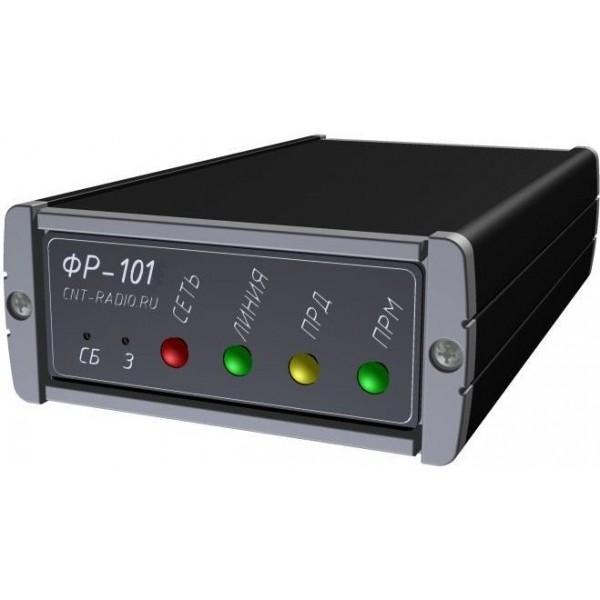 Шлюз-RoIP Аргут ФР-101РЛФР-101РЛ – представляет собой, RoIP- шлюз, позволяющий организовать радиоретранслятор, для увеличения площади радиопокрытия парка ваших радиостанций, с использованием любых мобильных радиостанций.<br><br>RoIP шлюз реализует способ передачи аудио по собственному протокола обмена VoIP пакетами по IP сети. Настройка RoIP шлюза производится с помощью веб-интерфейса, telnet или СОМ-порт, через RS232.<br><br>Радиошлюз ФР-101РЛ- до 2 одновременных соединений (в комплекте кабель со свободным концом, одноканальный программный модуль управления SF- с функцией PTT, переключения каналов)<br>