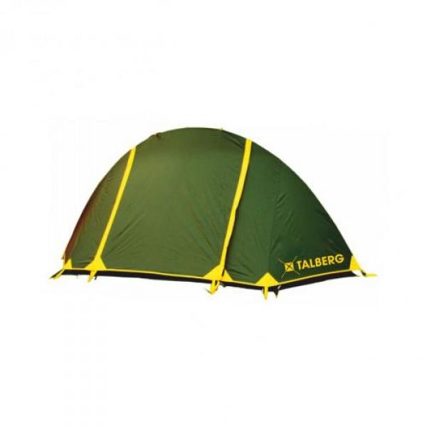 Палатка Talberg Burton 1трекинговая палатка, 1-местная, внутренний каркас, дуги из стеклопластика, один вход / одна комната, высокая водостойкость, вес: 1.9 кг<br><br>Вес кг: 1.90000000