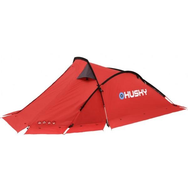 Палатка Husky Flame 2экстремальная палатка, 2-местная, внешний каркас, алюминиевые дуги, один вход / одна комната, высокая водостойкость, вес: 2.8 кг<br><br>Вес кг: 2.80000000