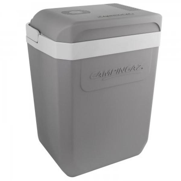 Холодильник автомобильный Campingaz Powerbox Plus 28Автомобильный холодильник Powerbox Plus<br><br><br>Объем 28 л.<br><br>&amp;nbsp;<br><br><br>Длина кабеля - 2,75 м.<br><br>Держит температуру на 18°C ниже окружающей<br><br>антибактериальная прокладка;<br><br>Шнур и вилка 12В (постоянный ток) легко отсоединяются и их можно хранить внутри бокса при неиспользовании<br>