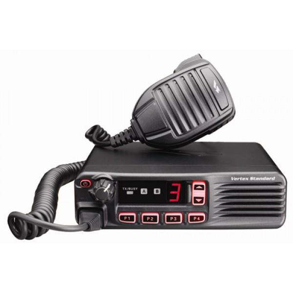 Радиостанция Vertex VX-4500 (136-174/403-407/450-520Mhz) 25-50Вт автоVertex VX-4500 - мобильная (возимая) радиостанция с улучшенными характеристиками и несколькими видами сигнализации, такими, как DTMF, 2-tone, 5-tone и MDC 1200®.<br><br>Как и другие рации от Vertex Standard, Vertex VX-4500 оснащена функцией экстренного вызова. Также можно активировать функцию Одинокий работник (Lone Worker), которая автоматически отправит сигнал тревоги в случае непредвиденной ситуации. Уникальный транспондер с автоматическим определением радиодиапазона ARTS II™ обеспечивает информирование пользователя о нахождении в пределах дальности связи другой радиостанции с такой же функцией.<br><br>Vertex VX-4500 поддерживает множество полезных аудио-функций. В шумной обстановке можно использовать функцию Разборчивая речь, обеспечивающую более хорошее качество передаваемого звука. А в ситуациях, когда пользователь рации вынужден говорить очень тихо, можно использовать функцию Шепот, которая увеличивает чувствительность передачи. Эти и другие возможности обеспечивают высокое качество передачи и приема звука.<br><br>Вес кг: 1.30000000