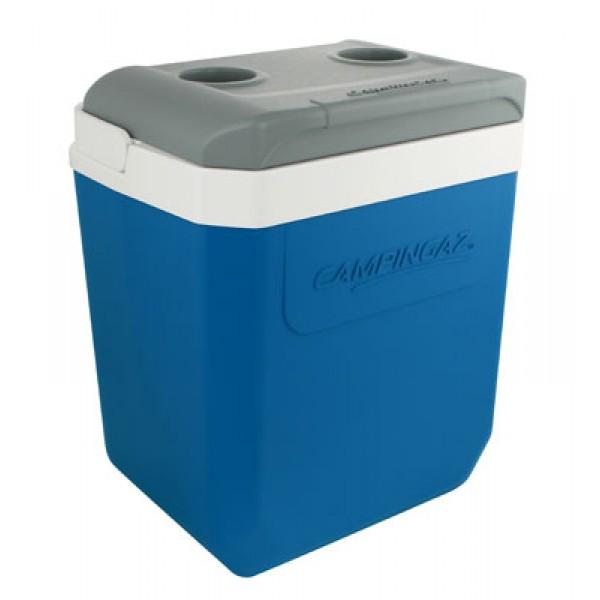 Контейнер изотермический Campingaz Icetime Plus Extreme 37LИзотермические контейнеры ICETIME® PLUS EXTREME  Легкие и удобные для транспортировки.<br><br>Объем 37 л<br>Держат холод до 32 часов при использовании аккумуляторов холода Freez Packs<br>Эргономичная ручка, запирающаяся крышка<br>